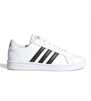 Comprar adidas Sapatos Grand Court branco, preto