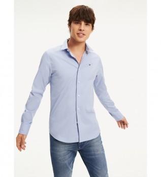 Acheter Tommy Hilfiger Original Stretch Poplin Shirt lavender