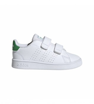 Comprar adidas Advantage I sapatos brancos