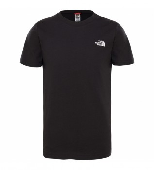 Acheter The North Face T-shirt à manches courtes Simple Dome noir