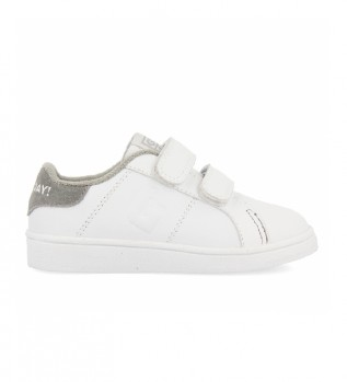 Buy Gioseppo Volsk leather shoes white, grey