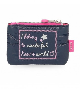 Comprar Enso Enso Make a Wish purse blue -11,5x8x2,5cm