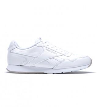 Buy Reebok Royal Glide white leather sneakers