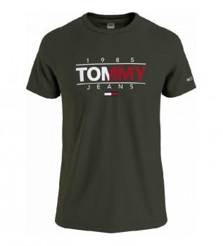 Comprar Tommy Hilfiger TJM Essential Graphic T-Shirt verde