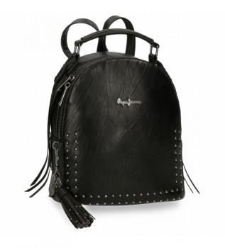 Comprar Pepe Jeans Saco mochila Chic preto -21x25x11cm