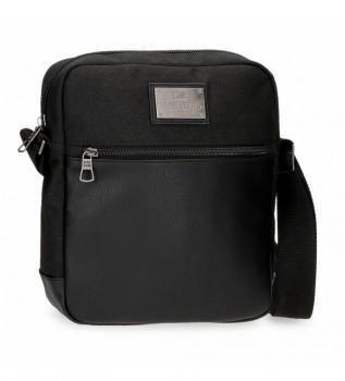 Comprar Pepe Jeans Saco de ombro com raspadinha preta -23x27x7cm