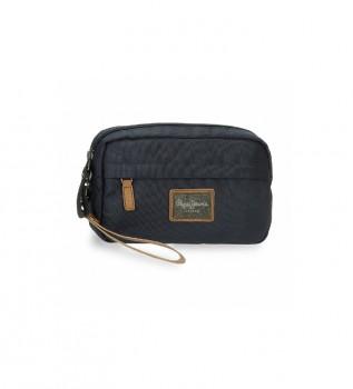 Buy Pepe Jeans Navy Pick Up Hand Bag -24,5x15x6cm