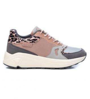 Buy Refresh Sneakers 076932 pink, grey
