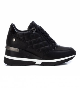 Buy Xti Sneakers 043236 black -Height of the wedge 7cm