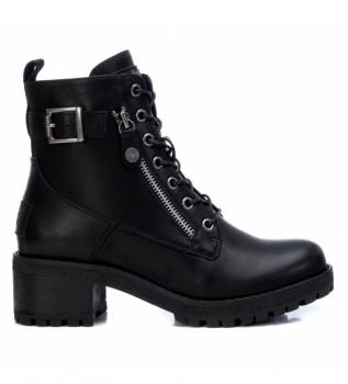 Comprar Refresh Botas de tornozelo 078972 preto -Altura do calcanhar: 5cm