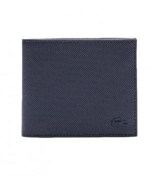 Acheter Lacoste Porte-monnaie marine -11.5x9.5x2.5cm