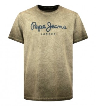 Buy Pepe Jeans T-shirt West sir new green