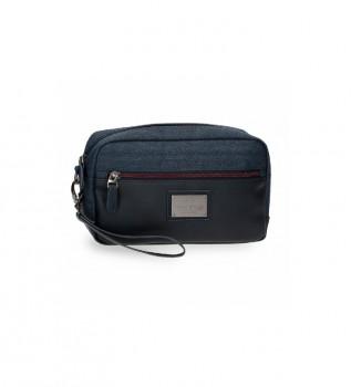Comprare Pepe Jeans Borsa Britway blu navy -24.5x15x6cm-