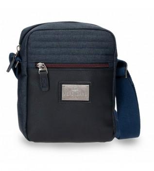 Comprare Pepe Jeans Borsa a tracolla Britway blu navy -17x22x6cm-