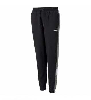 Comprare Puma Ess + Colorblock Pants FL cl B nero