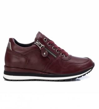 Buy Xti Sneakers 043313 maroon