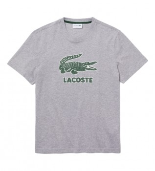 Acheter Lacoste T-shirt TH0063_CCA gris