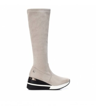Buy Xti Boots 043367 white -Wedge height: 7 cm