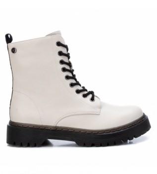Comprare Xti Stivaletti 043226 bianco