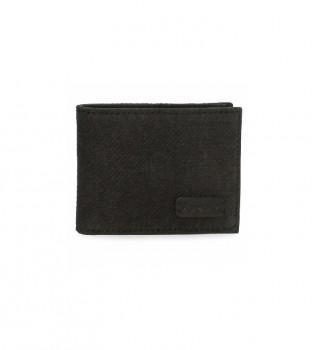 Buy Pepe Jeans Oliver wallet black -11x8x1cm