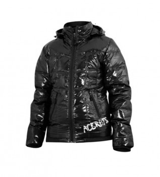9dc893f0855 Chaqueta acolchada impermeable ACERBIS Na-no Storm Lady negro