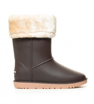 Buy Gioseppo Water Boots Clust chocolate-Height reed: 23cm-