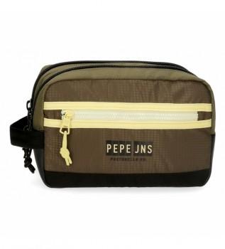 Comprare Pepe Jeans Pepe Jeans Caden Borsa da toilette -24x15x10cm