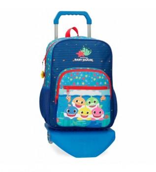 Acheter Joumma Bags Sac à dos Happy Family avec chariot -28,5x38x12cm