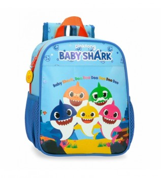 Acheter Joumma Bags Sac à dos pour bébé requin -21x25x10cm