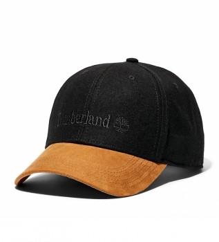 Comprare Timberland Berretto da baseball nero