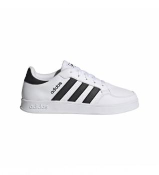 Buy adidas Breaknet K white sneakers