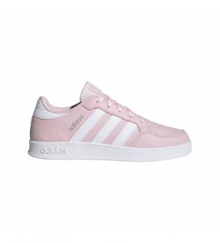 Buy adidas Breaknet K pink sneakers