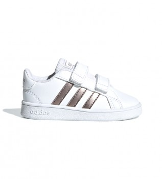 Buy adidas Grand Court shoes white