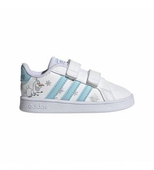 Comprar adidas Zapatillas Grand Court Frozen blanco