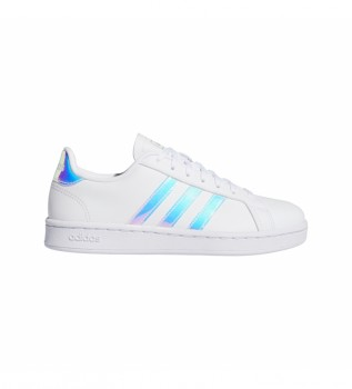 Acheter adidas Sneakers Grand Court blanc, bleu