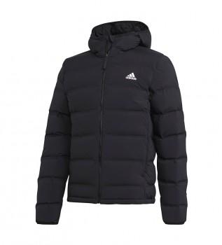 Acheter adidas Veste à capuche Helionic Soft Down noir