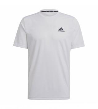 Comprar adidas Aeroready Designed To Move Sport T-Shirt branca
