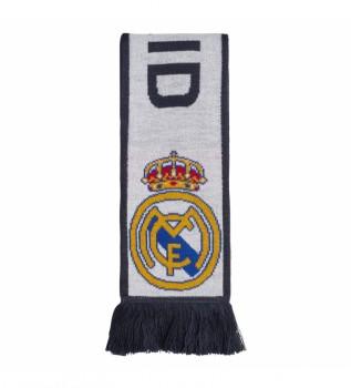Buy adidas Real Madrid white scarf