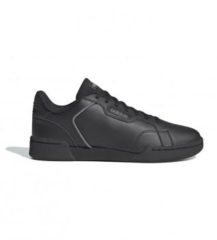 Comprare adidas Scarpe Roguera in pelle nera
