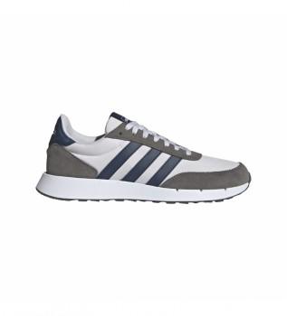 Acheter adidas Baskets en cuir Run 60s 2.0 blanc, gris