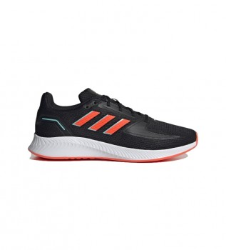 Comprar adidas Zapatillas Runfalcon 2.0 negro, rojo