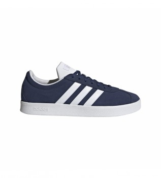 Comprare adidas Sneakers VL Court 2.0 in pelle blu
