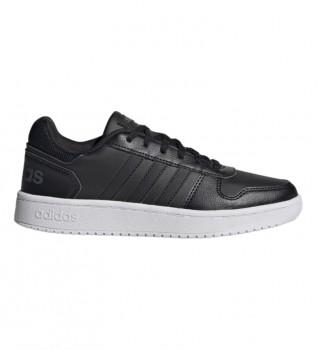 Comprare adidas Sneakers Hoops 2.0 in pelle nere