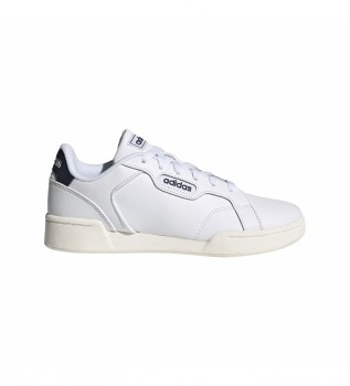 Comprare adidas Sneaker Roguera in pelle bianca