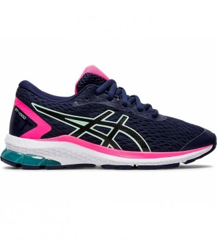 Buy Asics Running Shoes GT-1000 9 GS navy