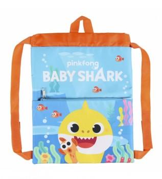 Comprare Cerdá Group Borsa zaino Baby Shark blu -27x33x1cm-