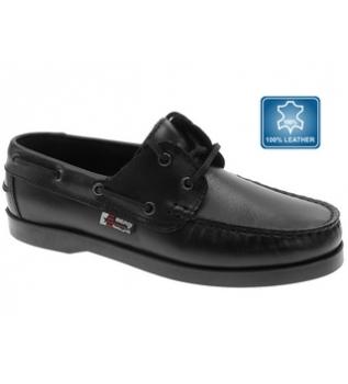 Beppi - Calzado de piel casual Negro 2ua54p31V