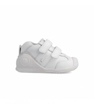 Comprare Biomecanics Sneakers in pelle 151157 bianche