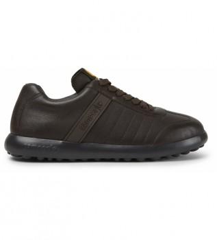 Comprare CAMPER Sneaker Pelotas XLite in pelle marrone