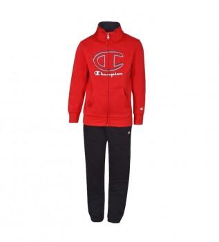 Acheter Champion Survêtement Full Zip rouge, noir